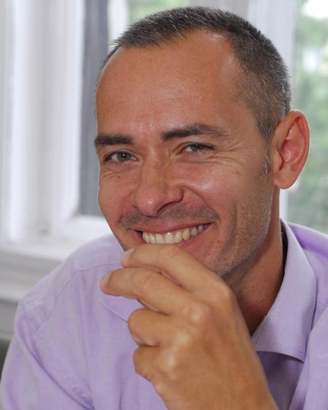 Orosz Viktor tréner, szervezetfejlesztő